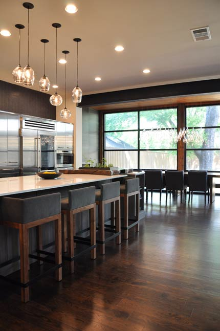 Interior Design - Bluffview Blvd.